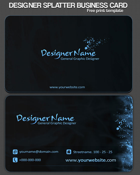 Best Business Card Templates