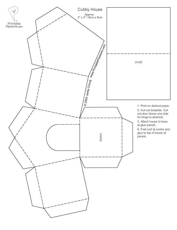 Box House Templates
