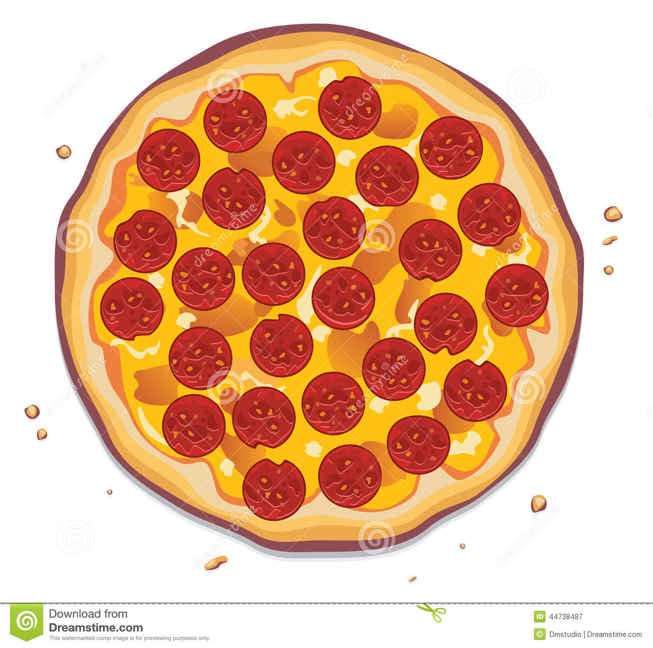 9 Pizza Slice Vector Images