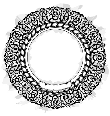 20 Black Victorian Frame Vector Images - Free Victorian ...