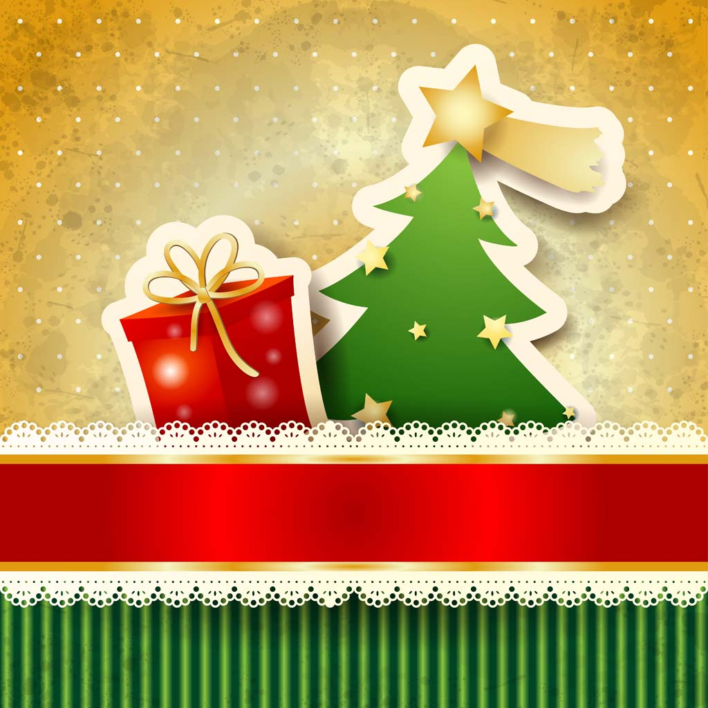 19 Christmas Backgrounds Vector Images Free Christmas