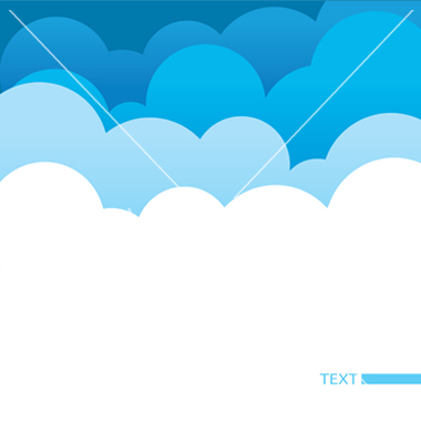 11 Vector Halloween Clouds Images