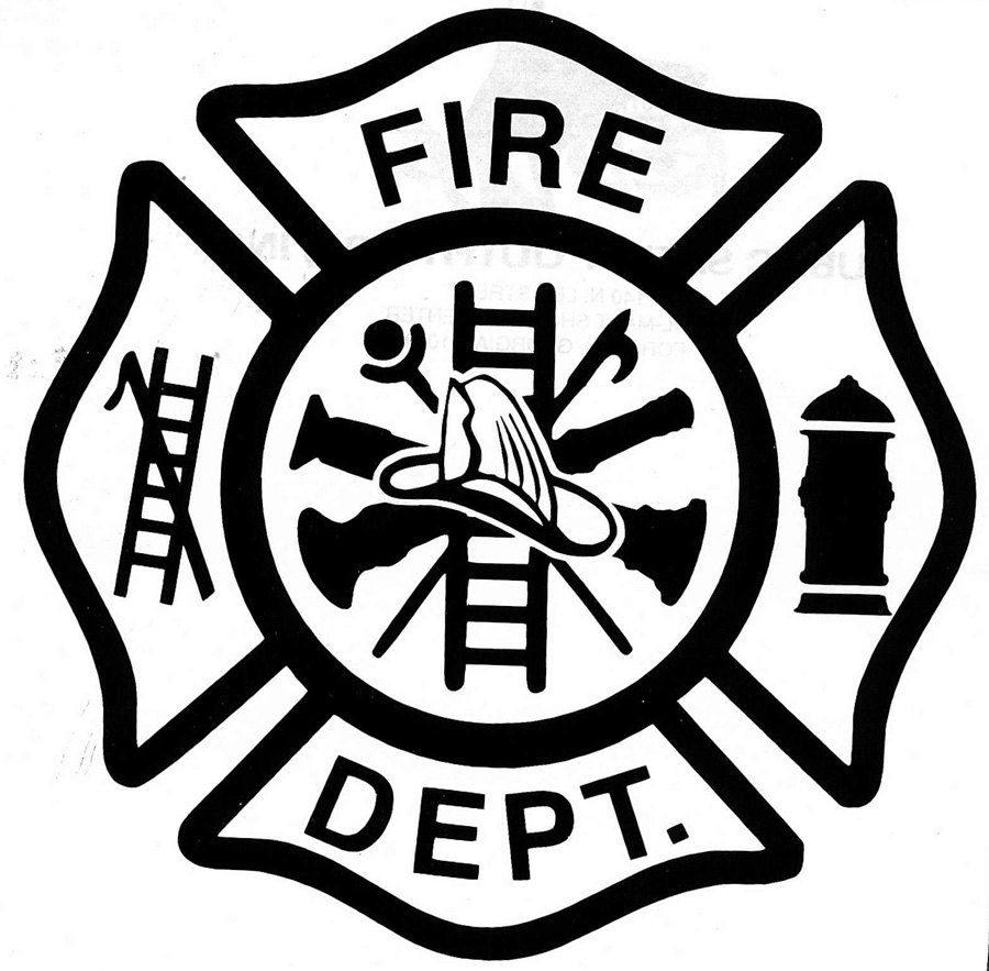 14 Fire Badge Vector Images