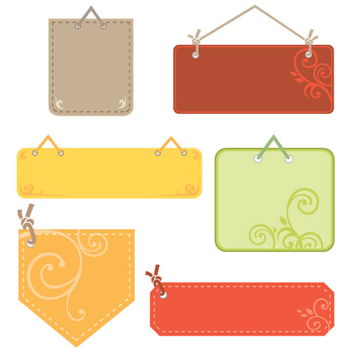 Cute Tags Labels
