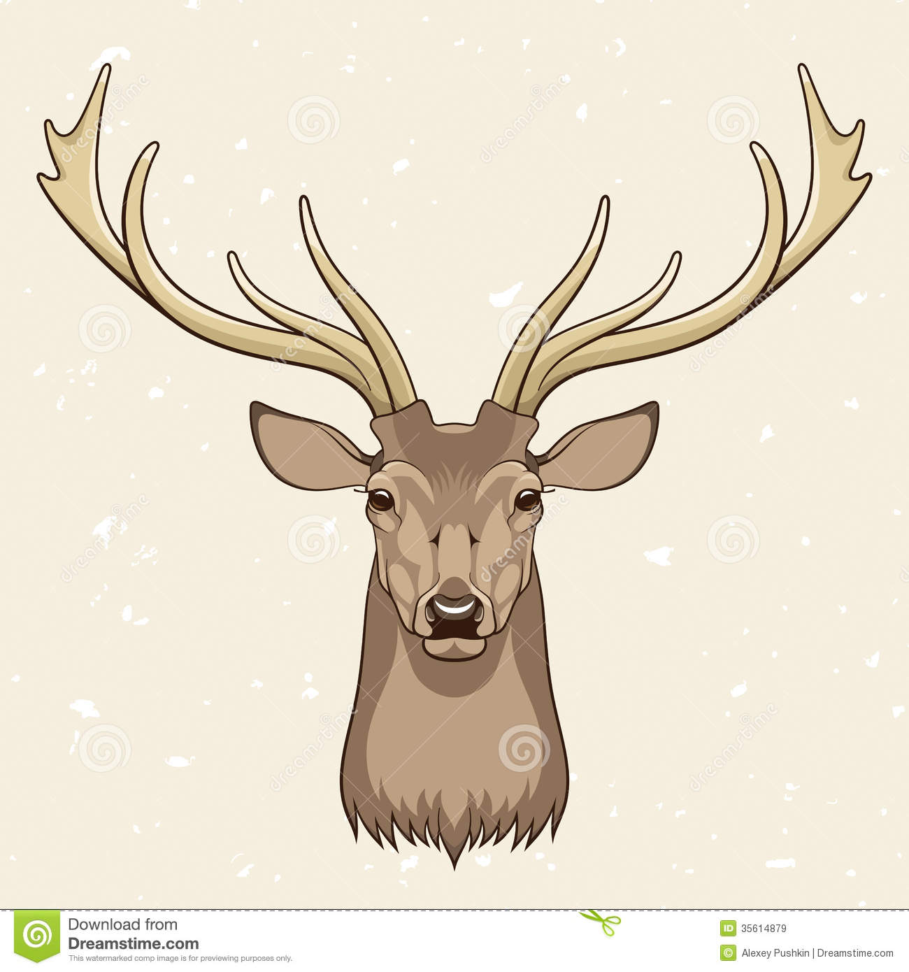 13 Animal Head Vector Images