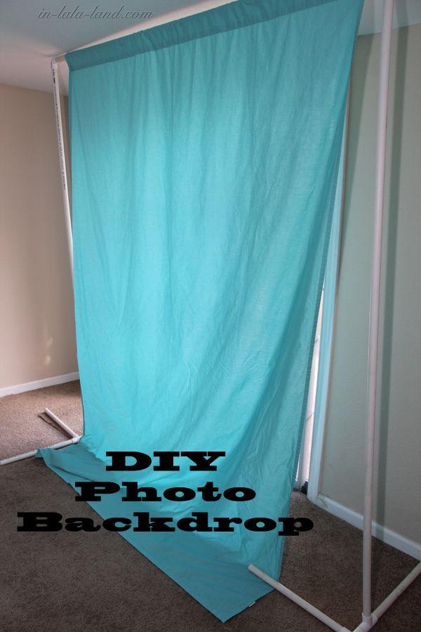 8 Diy Photography Backdrops Images Diy Pvc Photography