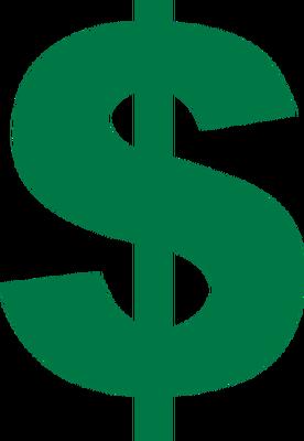 Dollar Sign Transparent