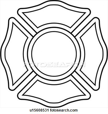 Blank Fire Department Clip Art. Blank. Free Image About Wiring ...