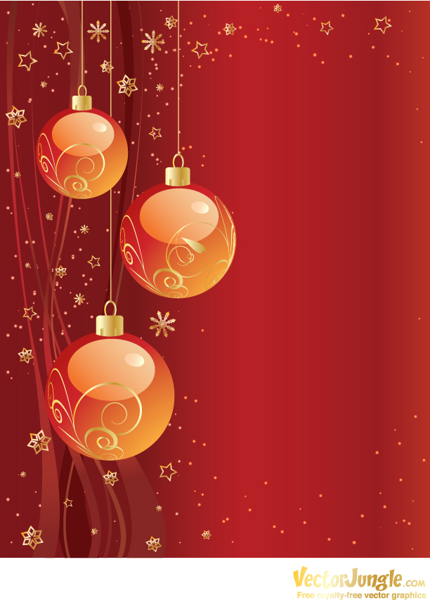 19 Christmas Backgrounds Vector Images