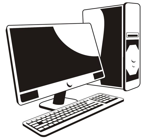 15 Computer Vector Art Images