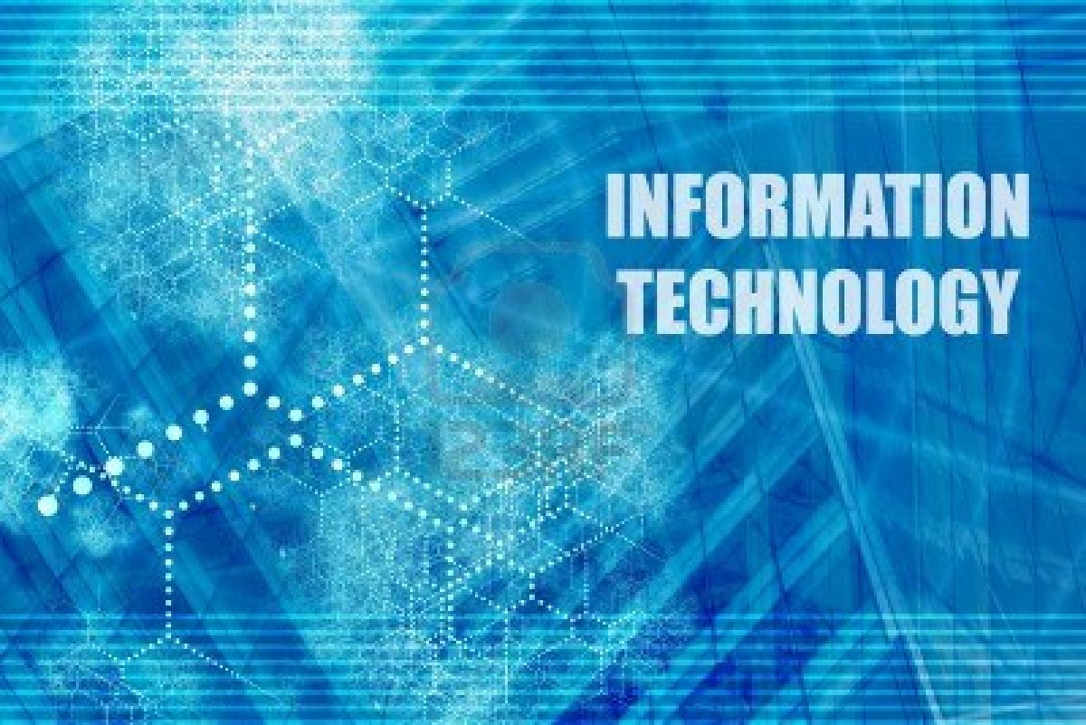 15 Information Technology Graphics Free Images
