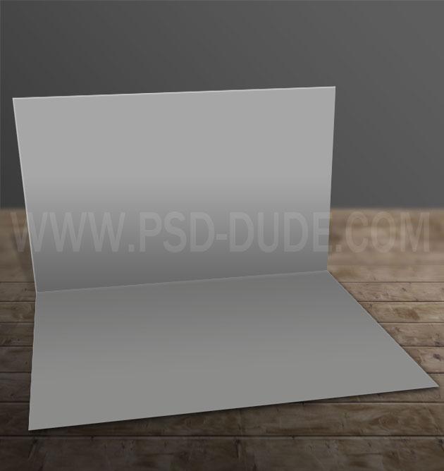 Free Photoshop Card Templates