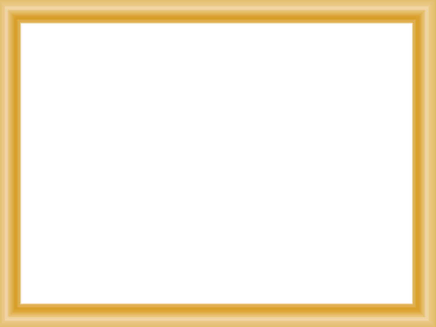 9 psd gold border template free images borders photoshop psd free download picture frame for Border psd