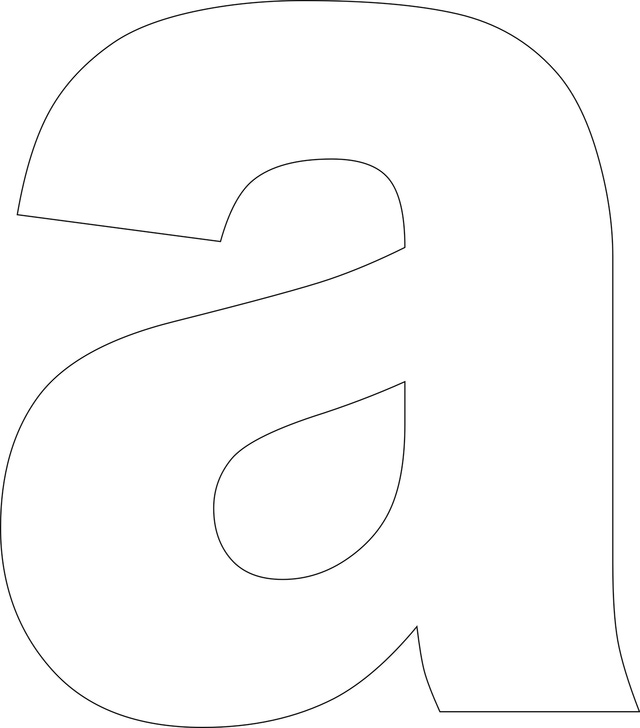 Free Printable Lower Case Letters