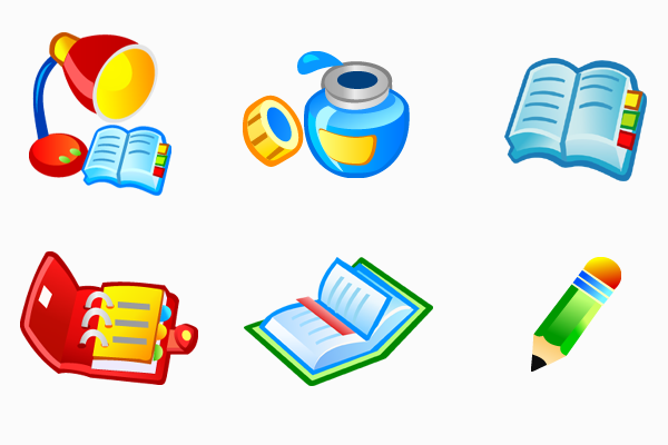 Free Vector Book Icon