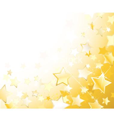 Gold Star Border Image Mag