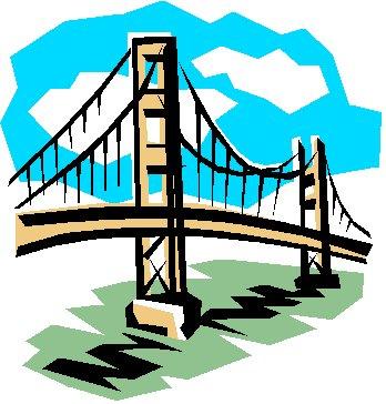 9 Bridge Building Icons Images