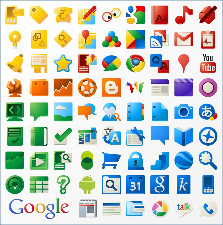 15 Google Support Icon Images