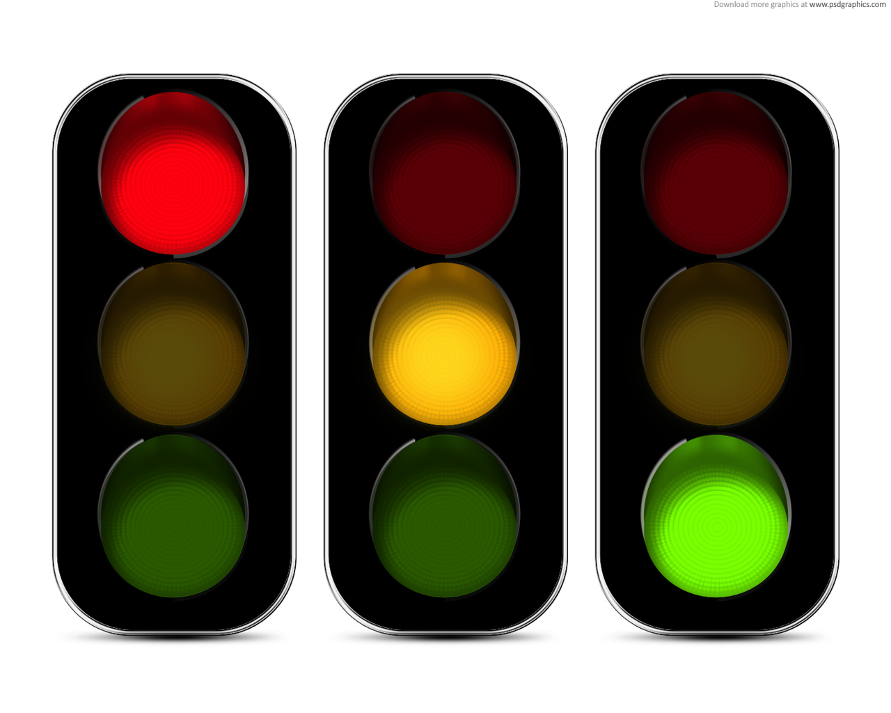 13 Traffic Light Icon Images