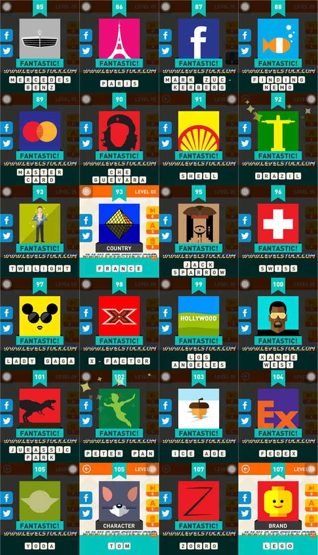 19 Icon Pop Mania Level 5 Images