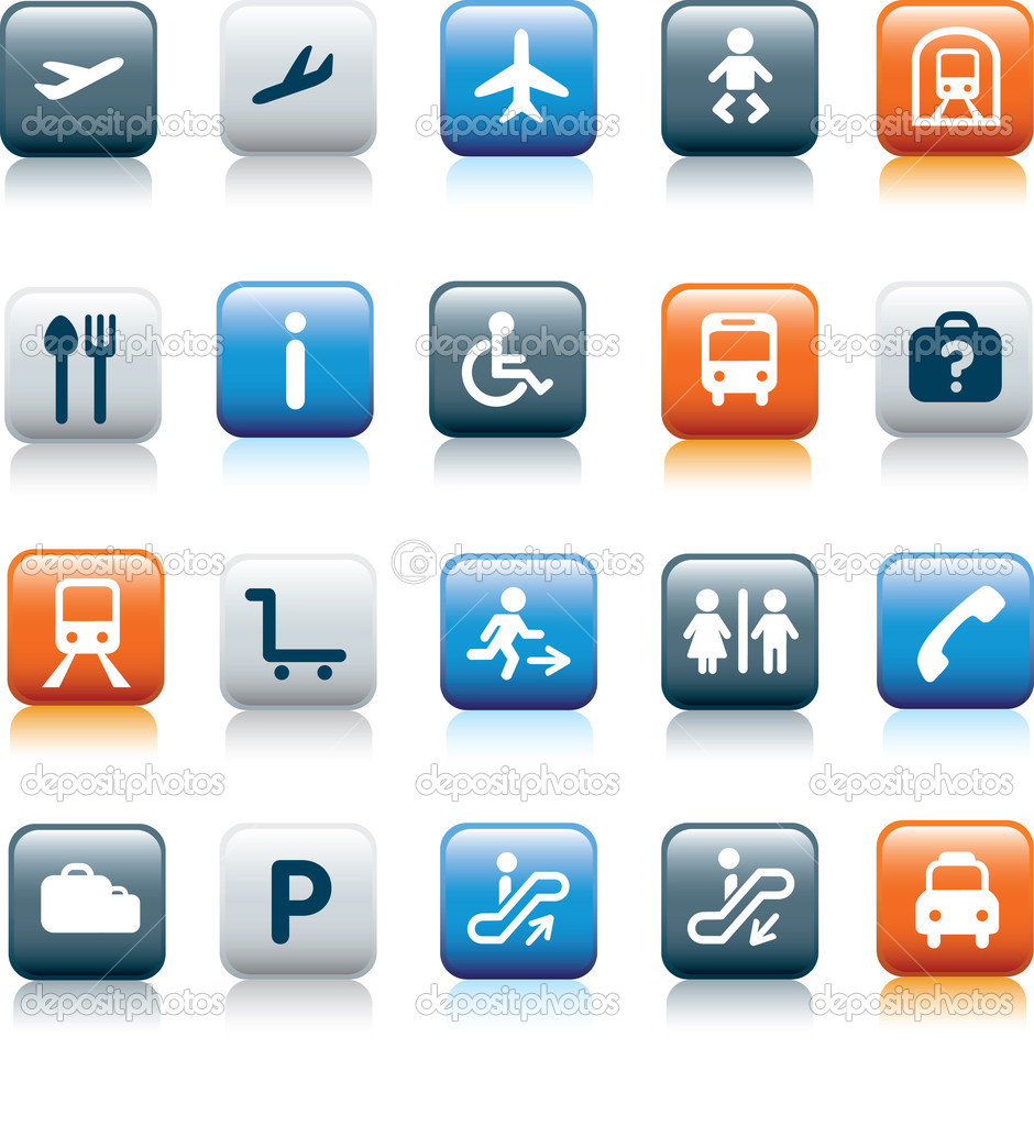 Icon Travel Set