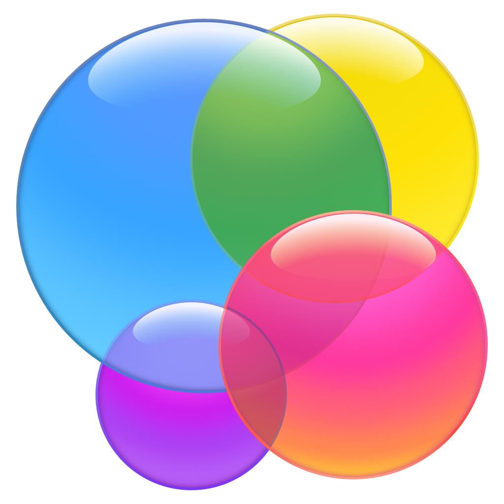 iOS 7 Game Center Icon