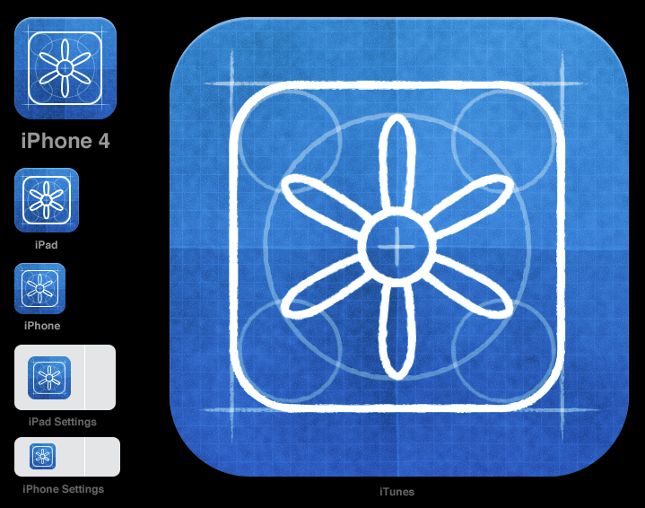 13 IOS App Icon Dimensions Images
