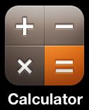 12 Calculator App Icon Images - iOS 7 Calculator Icon, Windows