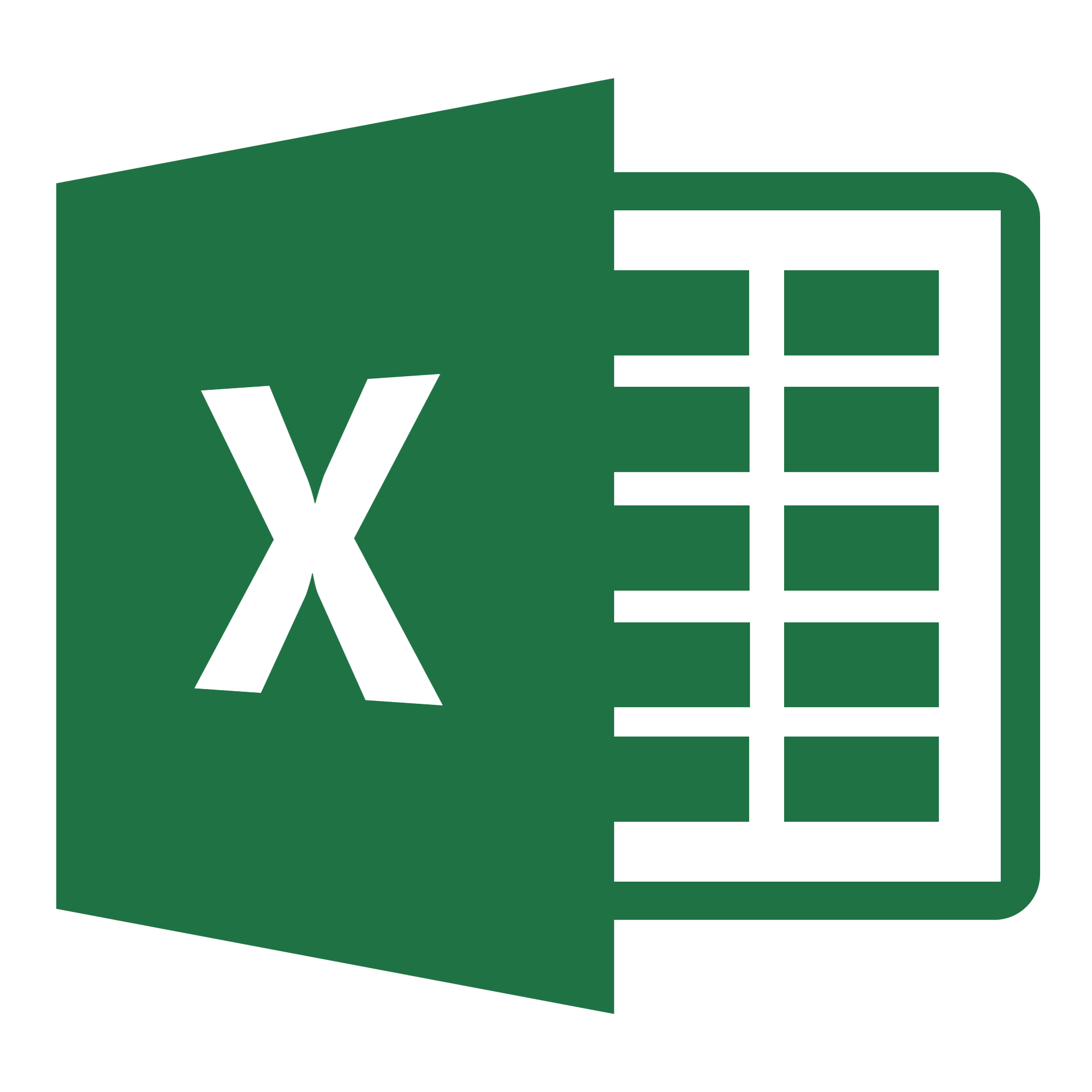 15 Office 2013 Excel CSV Icon Images