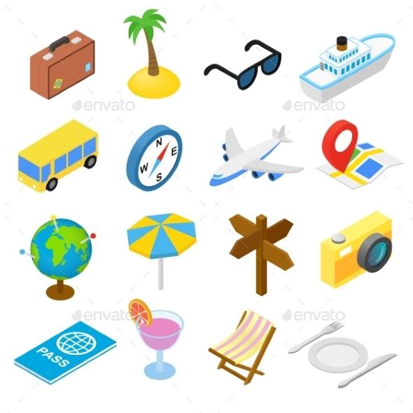 Misc Icon Travel