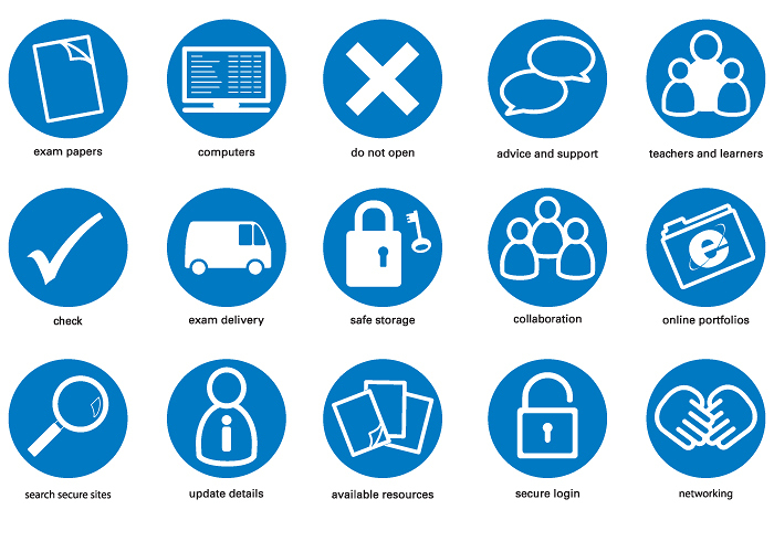 online learning icon Gallery