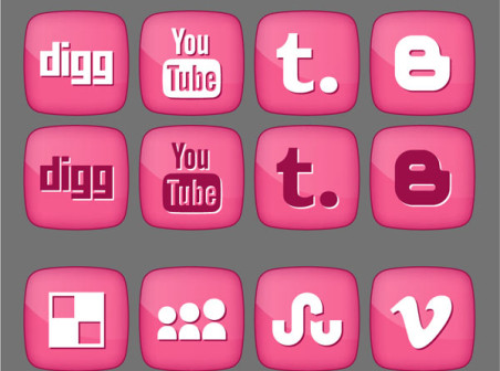 14 Free Girly Icons Images