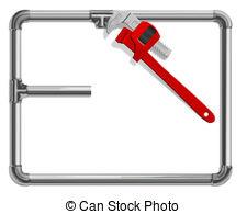 Plumbing Pipe Clip Art Borders