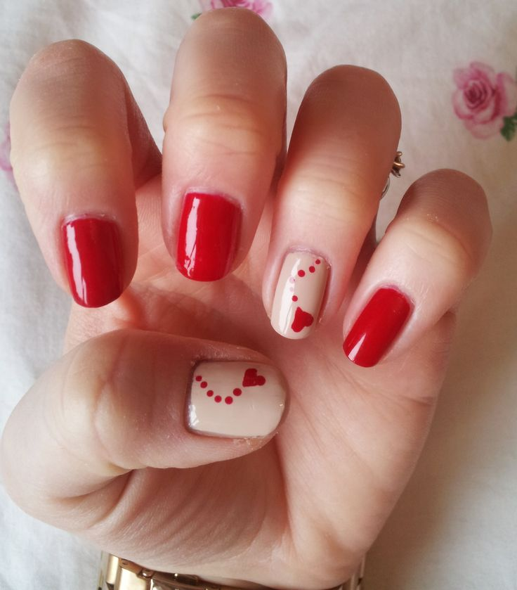 Romantic Nail Art