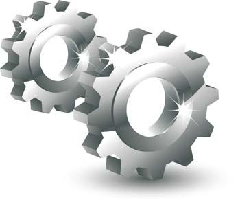 Vector Mechanical Gears