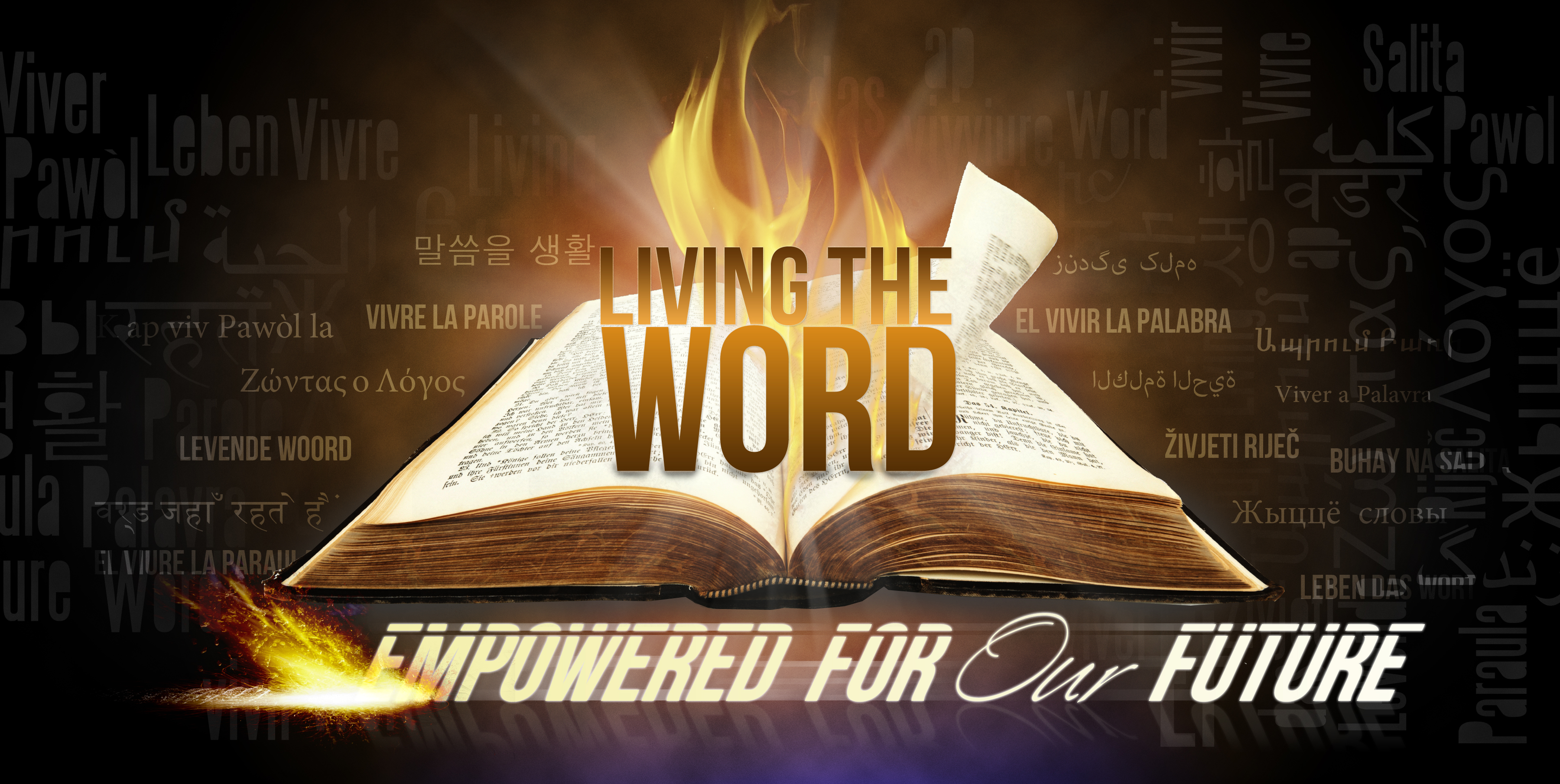 Walking in the Word of God