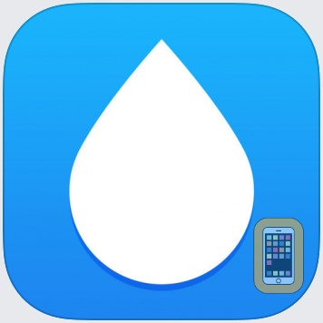 Water Tracker App iPhone