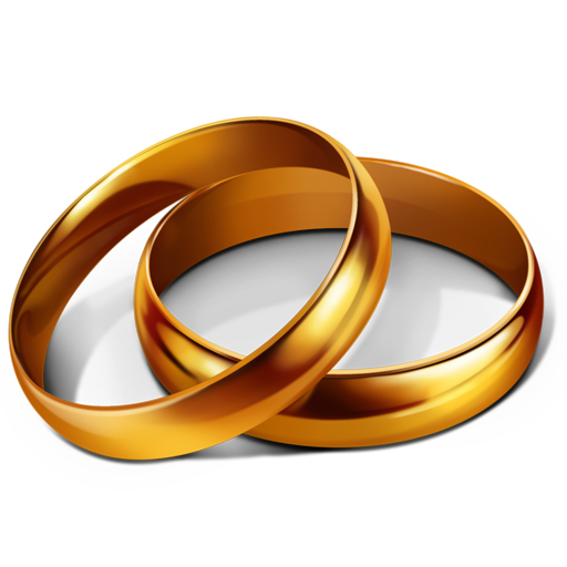 5 Wedding Ring Icon Images
