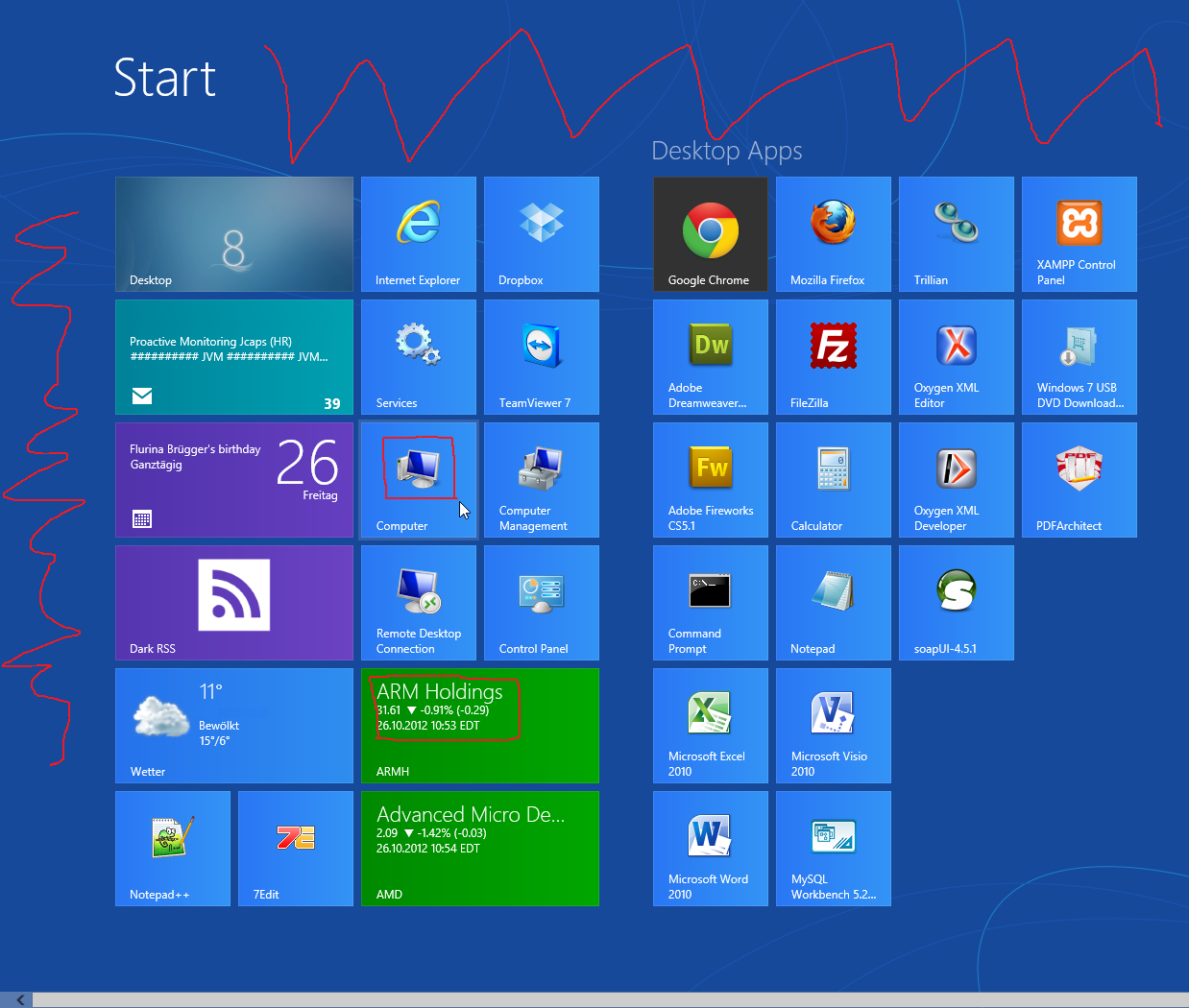 15 Small Icons Windows 8 Images