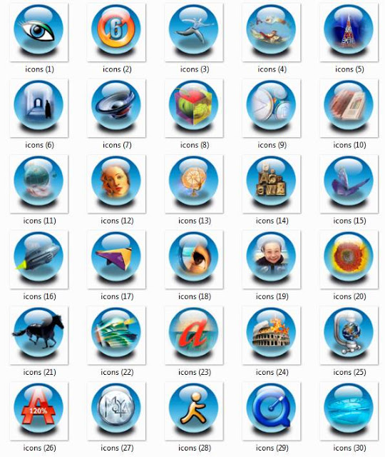 windows 7 3d icon pack free download | Lift For The 22