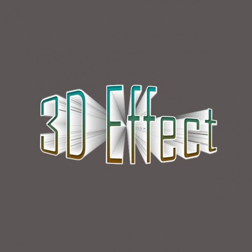 18 3D Font Effect Images