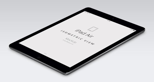 Air iPad 2 Template
