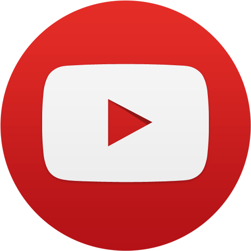 9 YouTube Circle Icon Images
