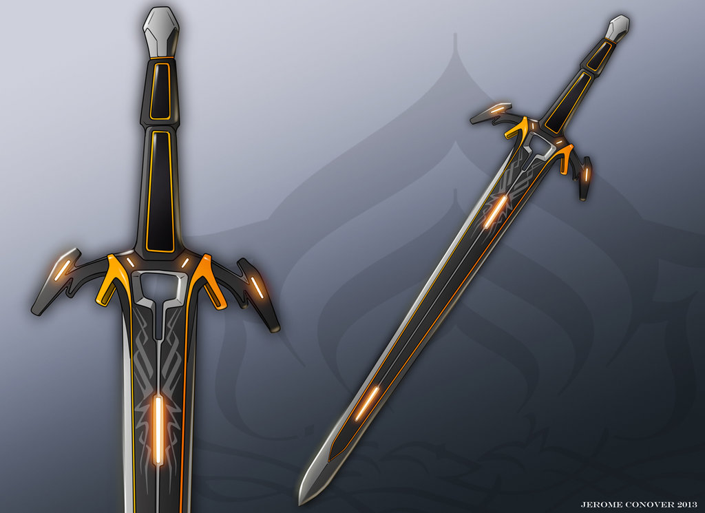 14 Cool Sword Designs Images