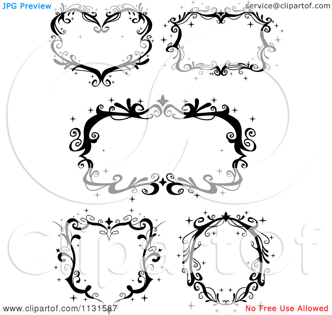 free clipart ornate frames - photo #28