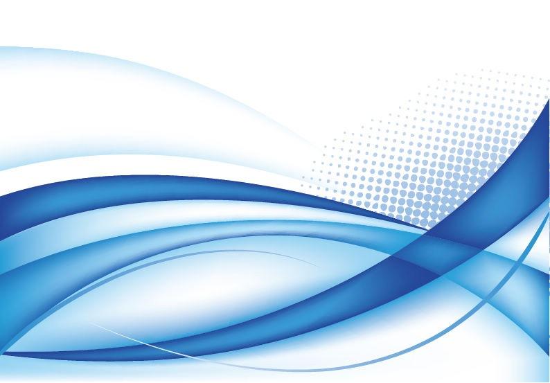 Blue Vector Graphics