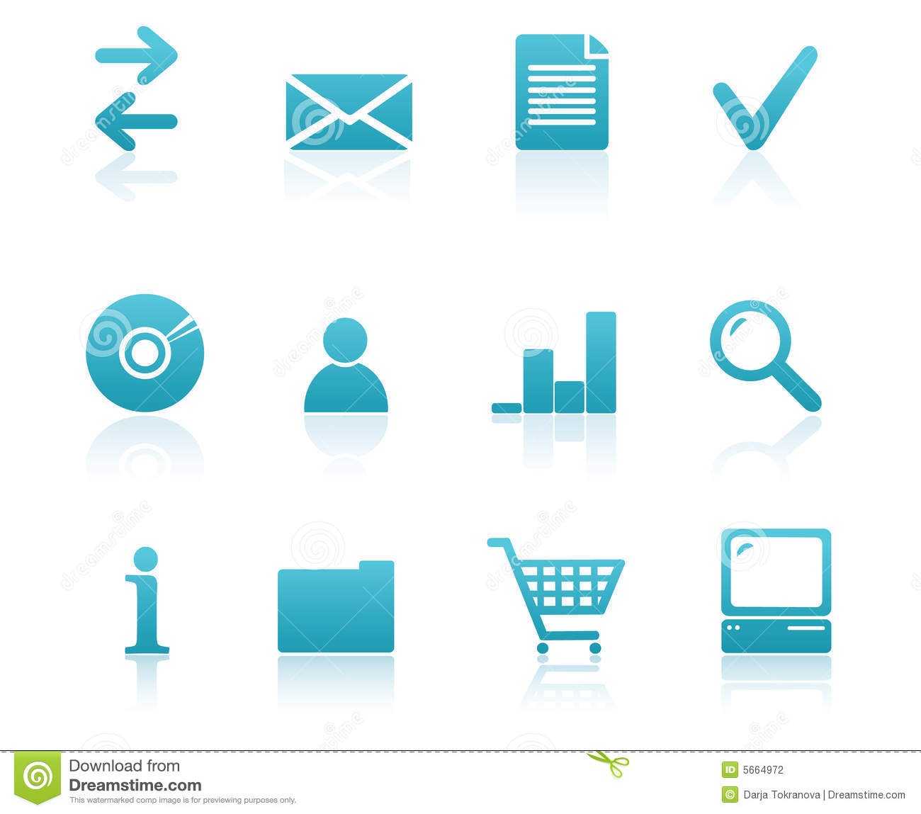 16 IT Business Icon Sets Images