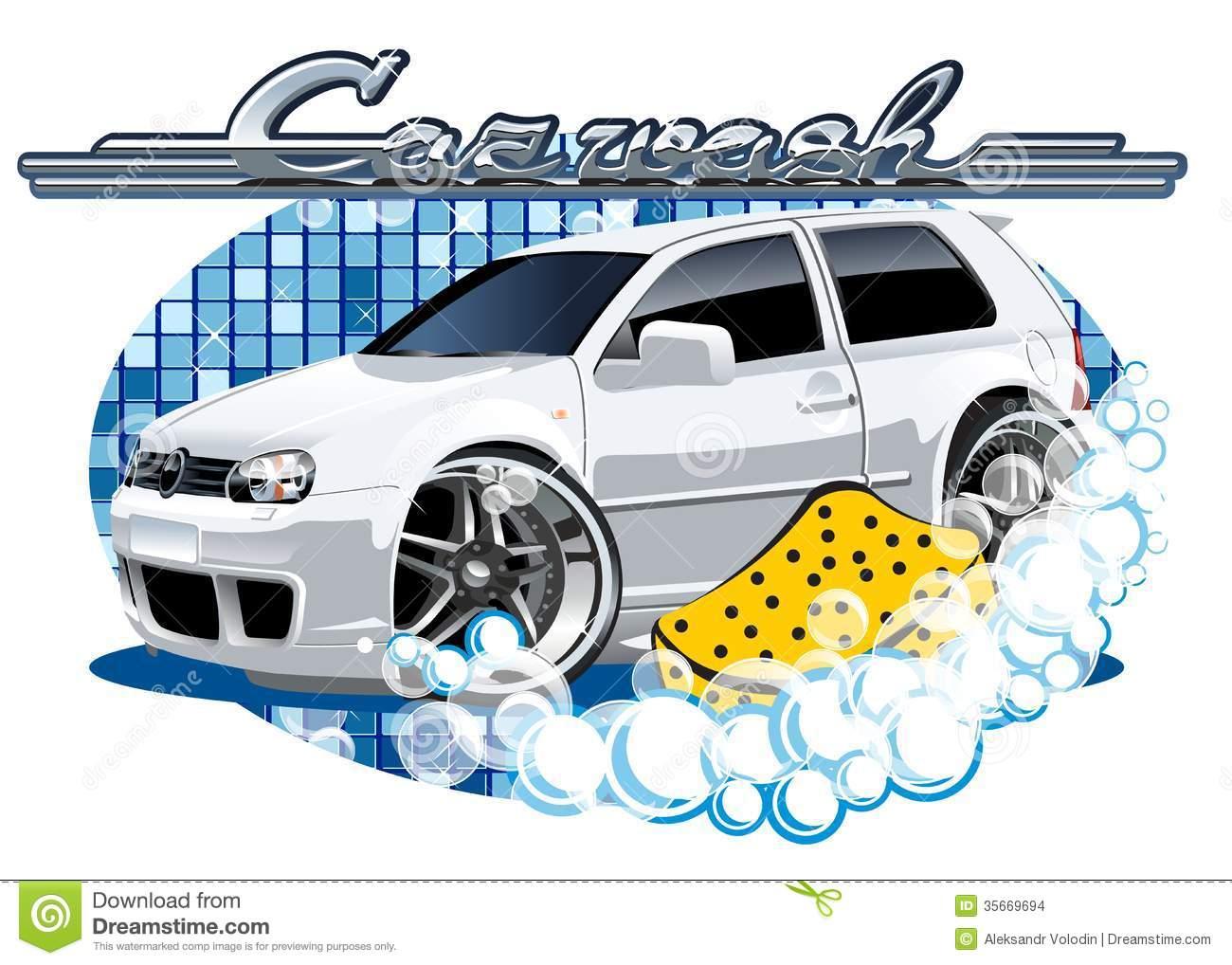 Car Wash Signs Clip Art