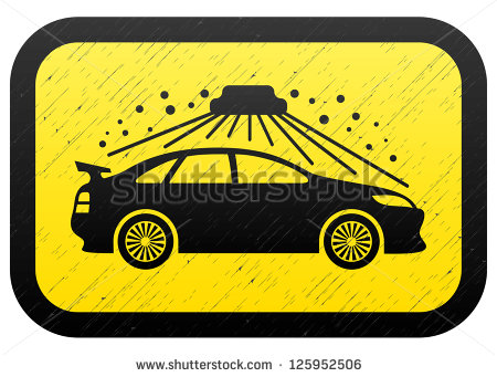 13 Vector Car Wash Images
