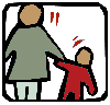 Children Holding Hands Icon